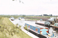 customer narrowboat mooring
