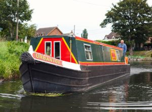urban fox boat hire featured