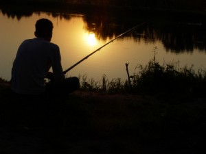 coarse fishing fens river boating