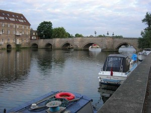 huntingdon narrowboat moorings