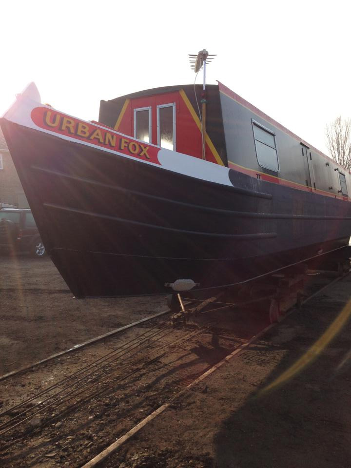 slipway narrowboat maintenance