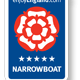 5 star official narrowboat grading