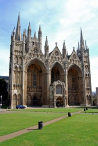 peterborough cathedral licenced