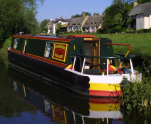 silver fox narrow boat hire featured