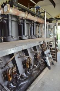 stretham old engine interior