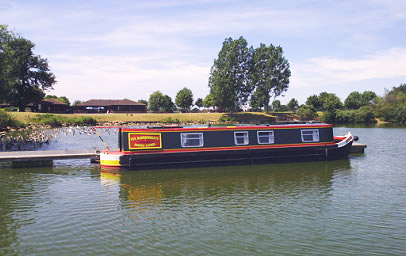 day boat hire peterborough