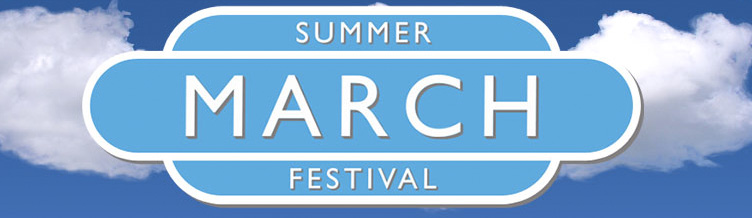 march summer festival 2016 june