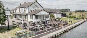 swan on the river pub