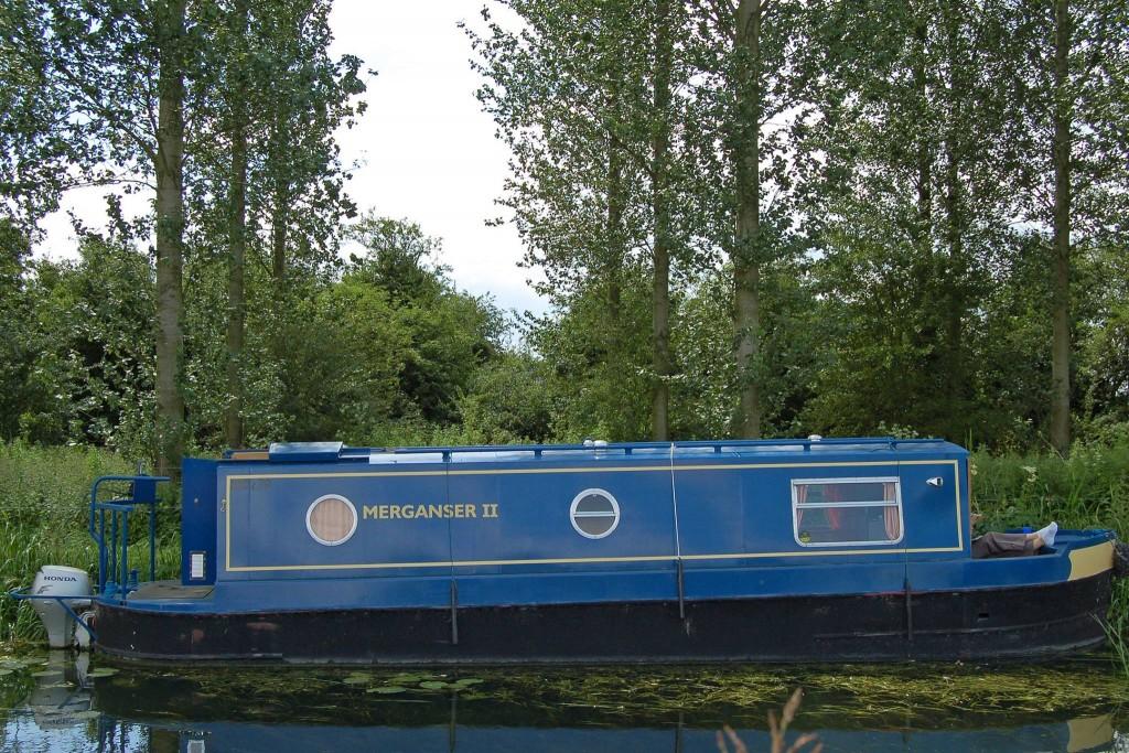 The original boat