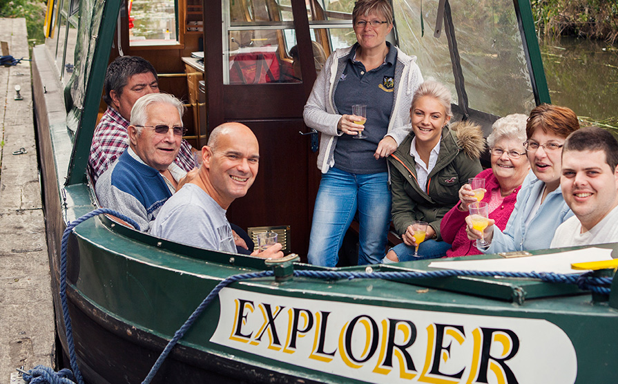 day boat hire alternative to punting
