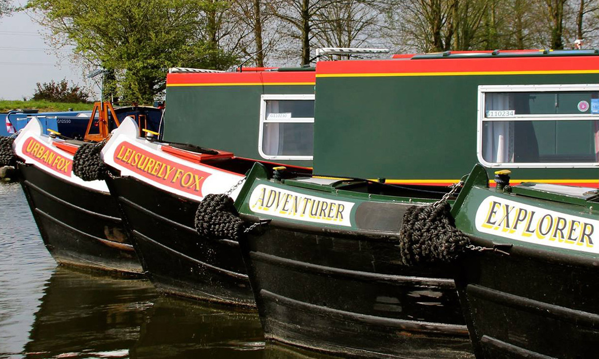 hire boat fleet ely cambridge