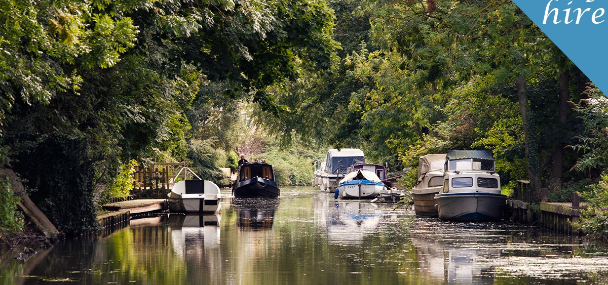 Discover beautiful rivers and wildlife