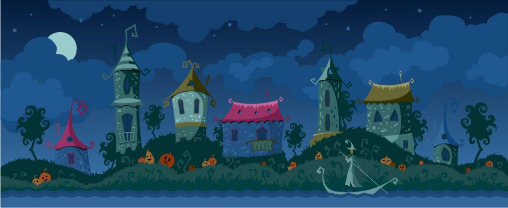 halloween fenland ghosts