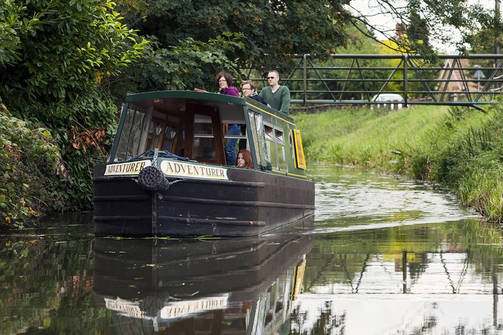 book early narrowboat hire