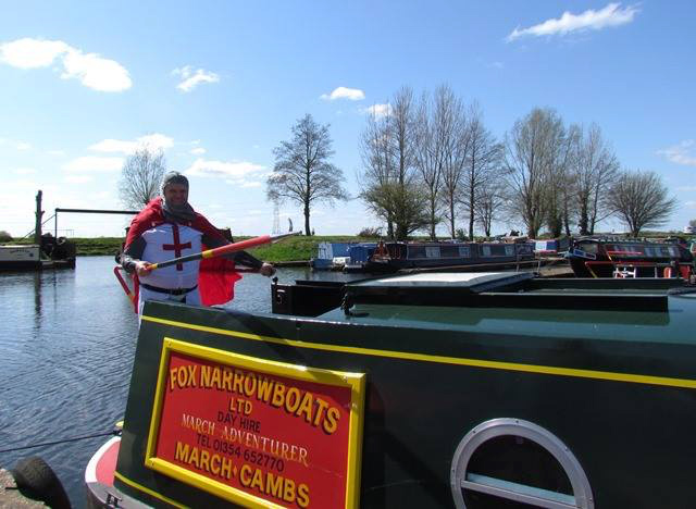 st georges fayre 2018 boating