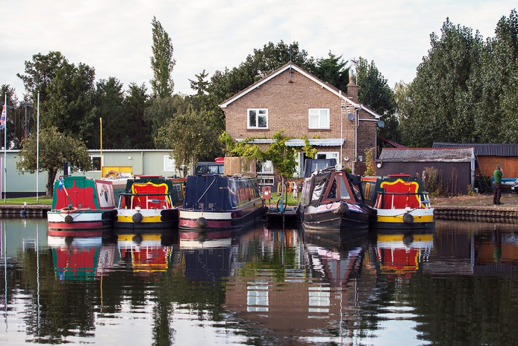 canal boating free open day 2019 april