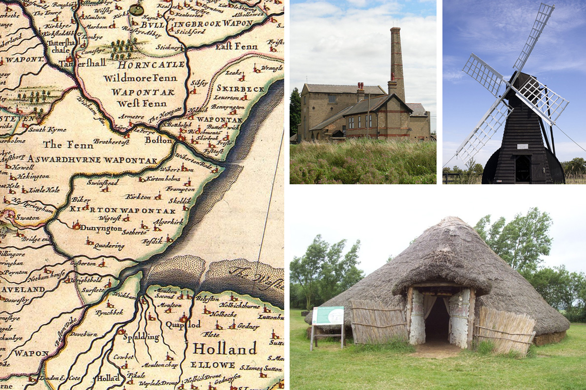 fenland formation and history
