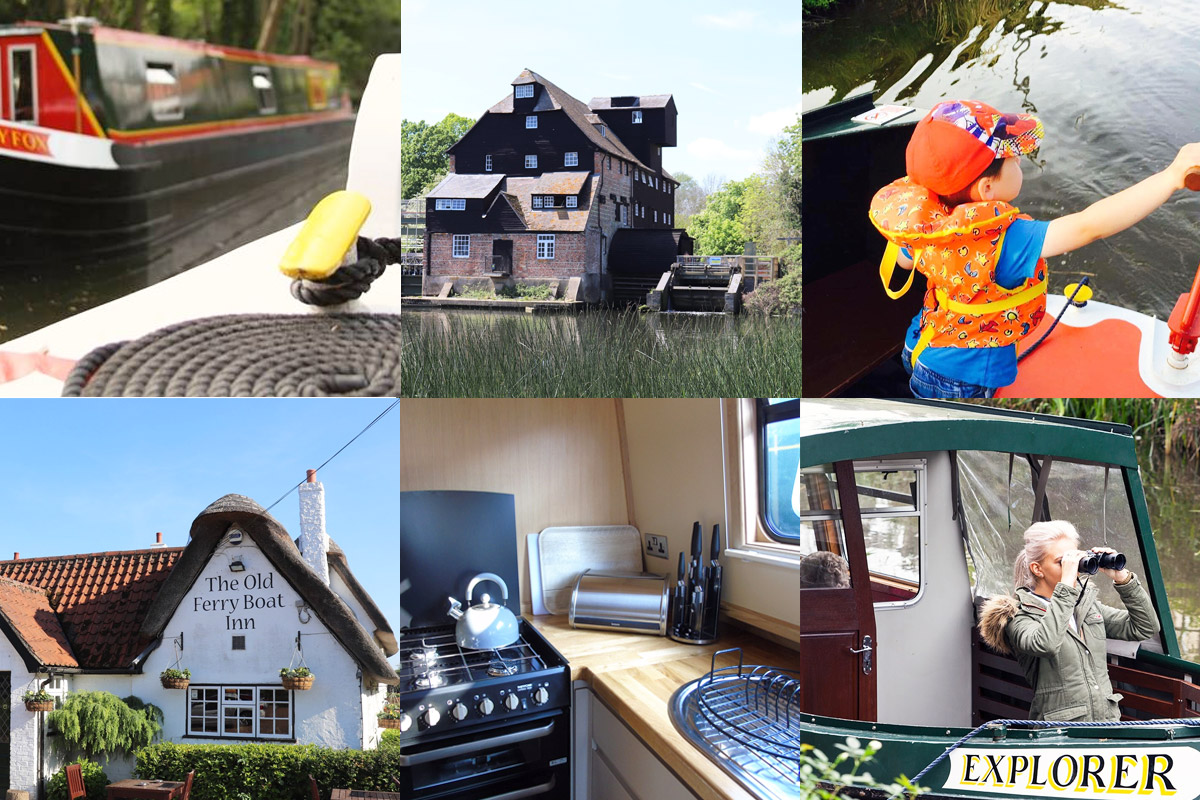 canal boat holiday budget