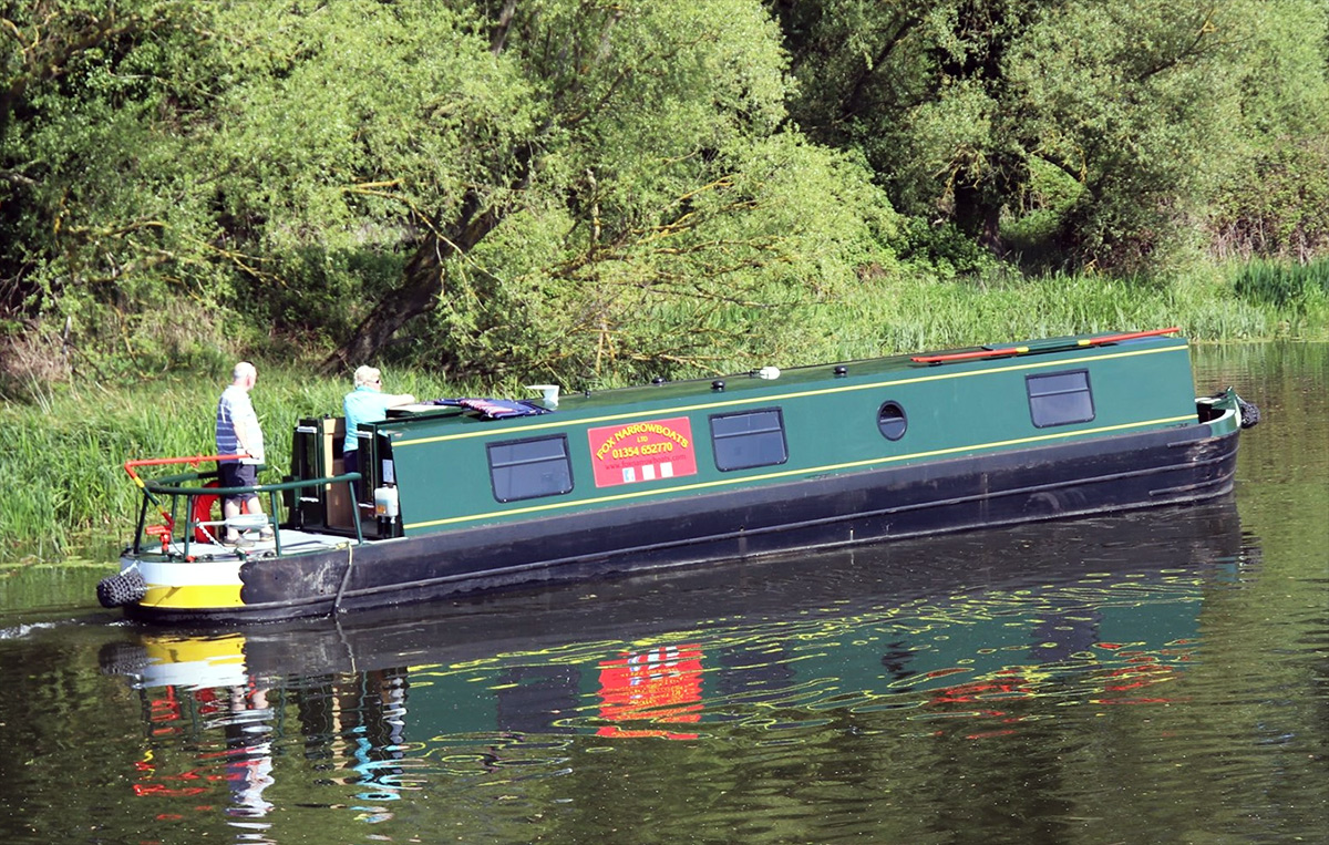 fens canal boat holiday