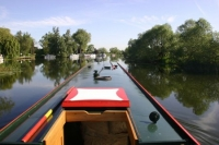 Cruising the Ouse